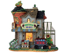 55914 - Spooktacular Boo-Quets - Lemax Spooky Town Houses