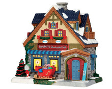 55941 - Snowberry Gifts - Lemax Vail Village Christmas Houses & Buildings