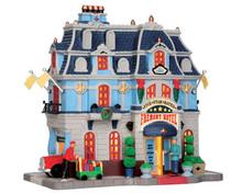 55963 - Fremont Hotel - Lemax Caddington Village Christmas Houses & Buildings