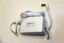 99901 - Cannibalized 4.5-Volt Adapter, White - Lemax Electrical Accessories