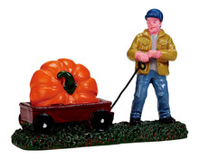 72493 - Giant Pumpkin - Lemax Spooky Town Figurines