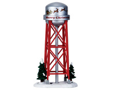 63283 - Water Tower - Lemax Table Pieces