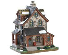 75244 - Belle Vue Cottage - Lemax Caddington Village