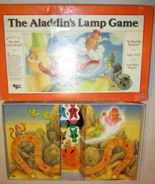 Vintage Board Games - Aladdin's Lamp Game - University Games