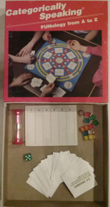 Vintage Board Games - Categorically Speaking - BEVCO Games