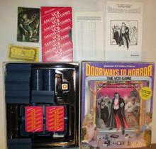 Vintage Board Games - Doorways to Horror - Pressman