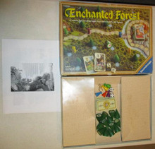 Vintage Board Games - Enchanted Forest - Ravensburger