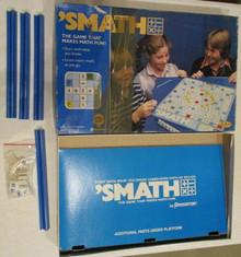 Vintage Board Games - Smath - Pressman