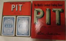 Vintage Board Games - Pit - Parker Brothers - 1959 Edition