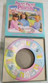 Vintage Board Games - Pretty, Pretty Princess - Golden