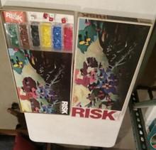 Vintage Board Games - Risk - Parker Brothers