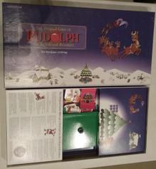 Vintage Board Games - Rudolph the Red-Nosed Reindeer - Gameplan