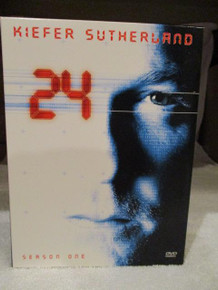 24 - Season 1 - TV DVDs