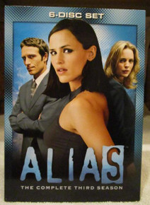 Alias - Season 3 - TV DVDs