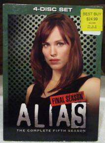 Alias - Season 5 - TV DVDs