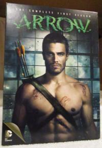 Arrow - Season 1 - TV DVDs
