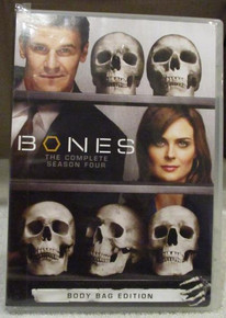 Bones - Season 4 - TV DVDs