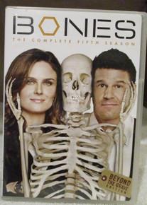 Bones - Season 5 - TV DVDs