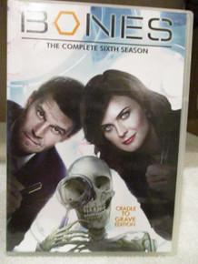 Bones - Season 6 - TV DVDs