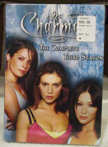 Charmed - Season 3 (Brand New - Still in Shrink Wrap) - TV DVDs