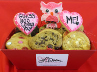 Show your sweetie WHO LOVES YOU!