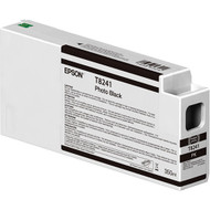 Epson T824100 UltraChrome HD Photo Black Ink Cartridge (350ml)