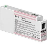 Epson T824600 UltraChrome HD Vivid Light Magenta Ink Cartridge (350ml)