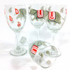 Elephant Parade Red Wine Glasses (set of 4)