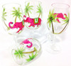 Elephant Oasis Red Wine Glasses (set of 4)