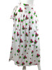 Long Party Wrap Skirt Snappy Fish - One Size Fits All