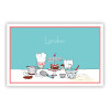 Little Chef Paper Placemats (50 Sheets)