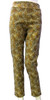 Krazy Larry Pull On Cheetah Print Pull on Ankle Pant