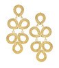 Ginger Earrings | Gold