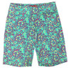 Krazy Larry Floral Print Pull On Shorts