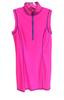 Sail to Sable | UPF 50 Sleeveless Dress | Neon Pink