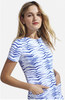 Carter Dress | Zebra Crab