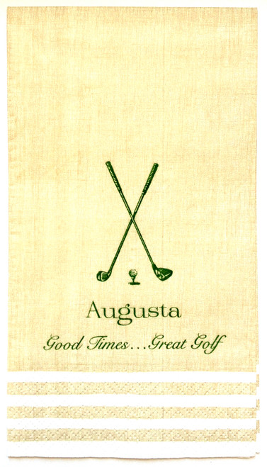 Good Times Great Golf Guest Towels (Pack of 100)