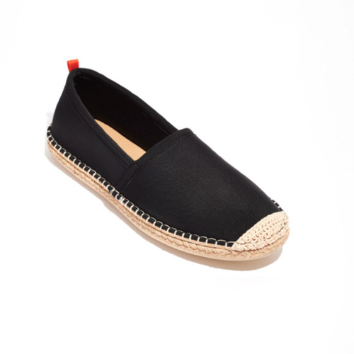 Women's Black Beachcomber Espadrille