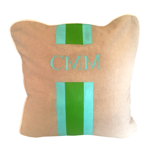 Create Your Own Personalized Hand Painted Pillow