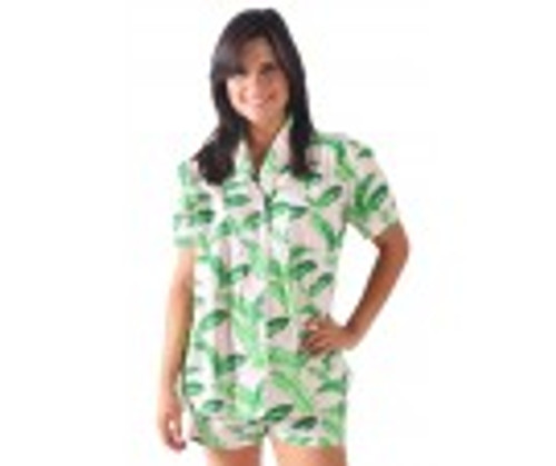 Tropical Punch Boxer Shorts Womens