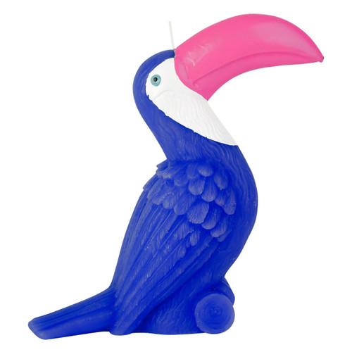 Large Toucan Candle