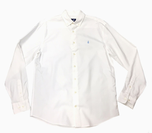 Johnnie-O | The Ultimate Oxford | White