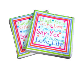 Gretchen Scott Cocktail Napkins (Set of Two)