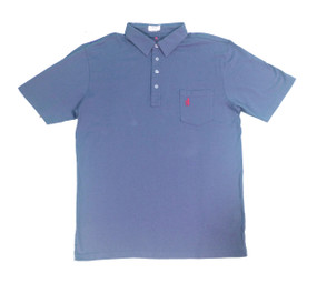 Johnnie-O Ripple 4-Button Polo