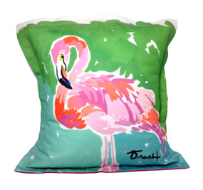 Flamingo Wading Pillow