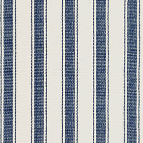Blue Awning Stripe