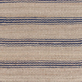 Jute Ticking Indigo