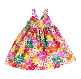 Colorful Floral Dress
