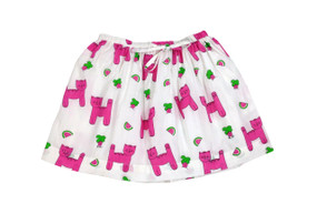Childs Skirt Snappy Cats - Originally $52