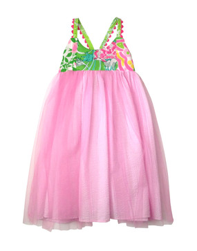 Pink Vintage Lilly Tulle Dress